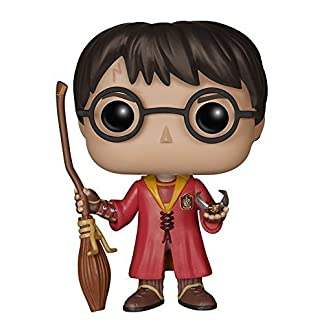 Figurines pop Harry Potter Quidditch - BIG SIZE