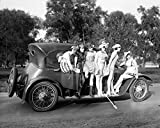 1919 Mack Sennett Bathing Beauty Motion Picture Old Historical Photograph - Various Sizes Reprint