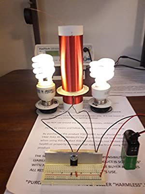 Mid Size Slayer Exciter Tesla Coil Made In USA