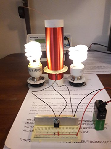 Mid Size Slayer Exciter Tesla Coil Made In USA - Import It All