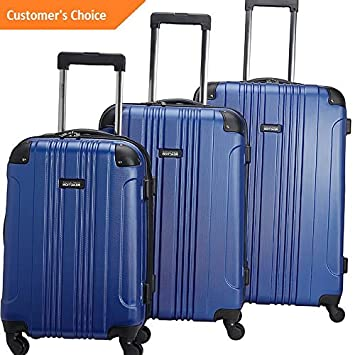 Amazon.com | Sandover Out of Bounds 3 Piece Hardside gage Set NEW | Model LGGG - 140 | | Luggage Sets