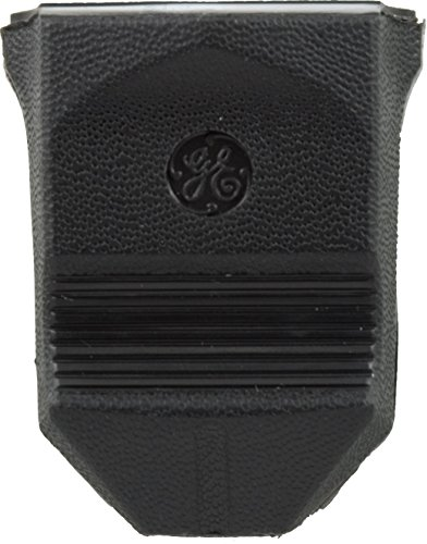 GE 54283 Polarized Household Connector, Black