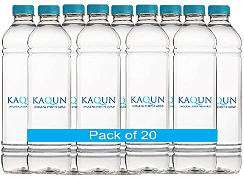 Oxygenated Water (KAQUN WATER 20 pack, Oxygenated, refreshing, pronounced Cocoon)