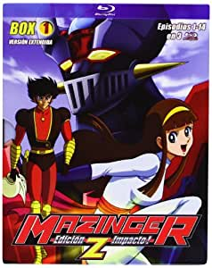 Mazinger Z ¡Impacto! (episodios 1-14) [Blu-ray]