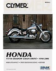 Honda VT750 Shadow Chain Drive 1998-2006