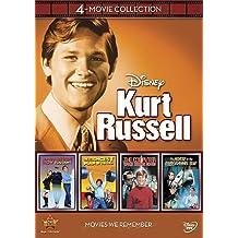 Disney 4-Movie Collection: Kurt Russell