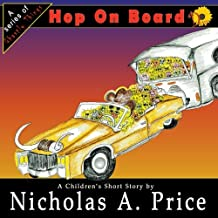 Hop on Board: A Series of Ghastly Things Book 1