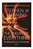 The Theory of Everything: The Origin and Fate of the Universe by Hawking William Stephen (10-Jan-2007) Paperback