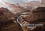 fridge magnet world - Arizona USA United States Fridge Refrigerator Magnets (1 Piece, Style: The Grand Canyon #P6)