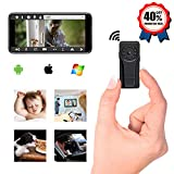 Spy Camera WiFi Hidden Camera for Home Office Security, HD 1080P WiFi Nanny Cam with Motion Detection Recording