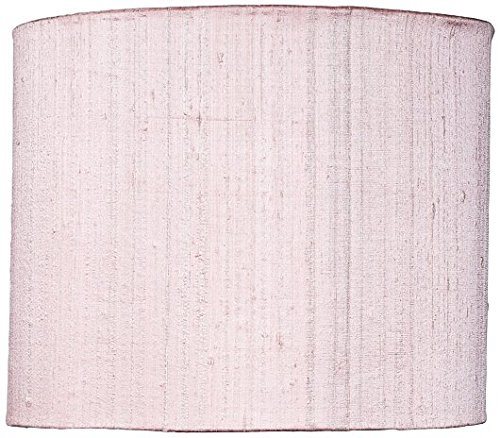 Jubilee Collection 4702 Round Drum Shade, Large, Pink