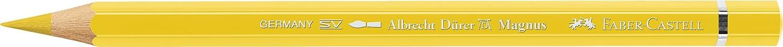 Single Pencil Albrecht D/ürer Artists Watercolour Yellow-107 Cadmium Yellow 20x1x1 cm