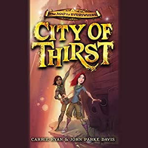 City of Thirst Hörbuch