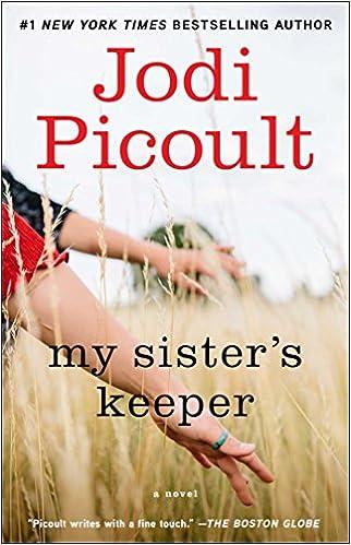 My Sister's Keeper: A Novel (Wsp Readers Club): Jodi Picoult:  9780743454537: Amazon.com: Books