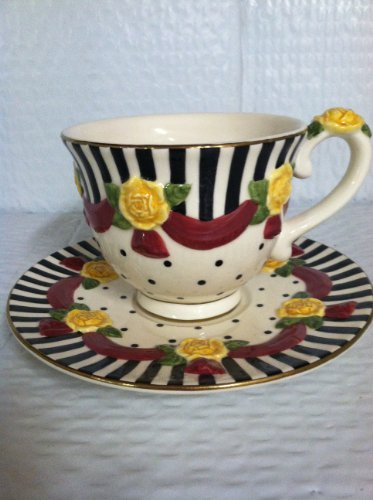 Willitts - Sandy's Closet Cup & Saucer #18301