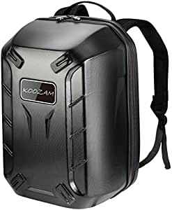 Koozam DJI Phantom 4 PRO Backpack Water Resistant Shockproof, for PRO Plus, Advanced, Advanced Plus All DJI Phantom 4 Models