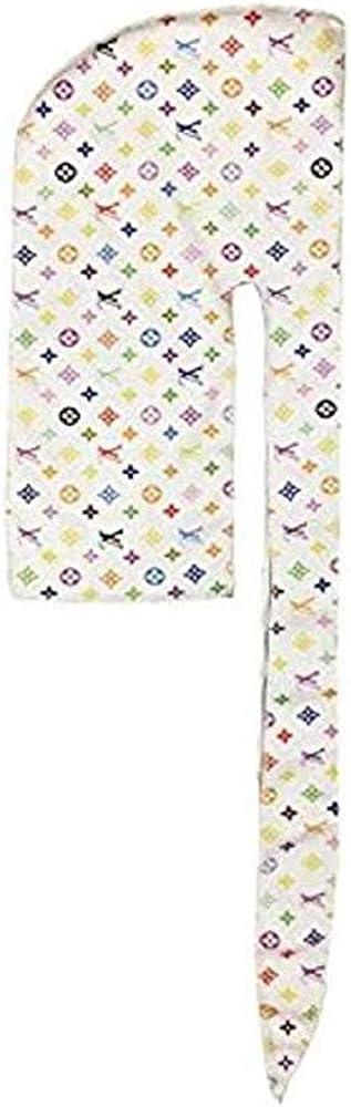 Unisex Premium Designer Custom Durag Fashion Durags Basic and Limited Edition,Exclusive Wave Cap