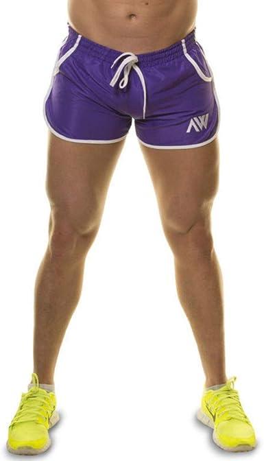 Aspire Wear Shorts para Gimnasio natación Logotipo Brillante y Atrevido Aptos para Nadar y Entrenamiento