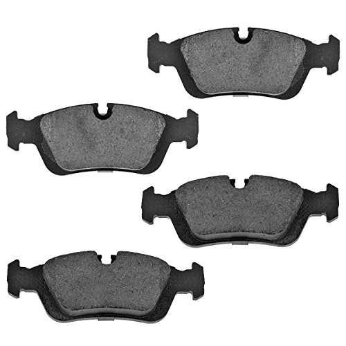 Metallic Front Disc Brake Pads Kit Set for BMW E36 318 325 328 3 Series E30