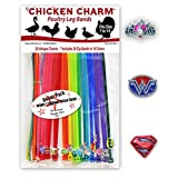 Chicken Charm Poultry Leg Bands Fits Sizes 7 to 14