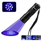 Black Light UV Flashlight - Zerhunt 12 LED - Best Reviews Guide