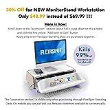 Flexispot Electric Standing Desk Height