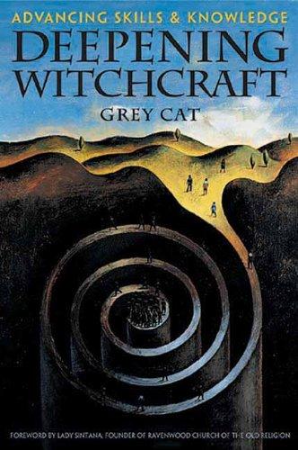 Download Deepening Witchcraft: Advancing Skills & Knowledge pdf epub
