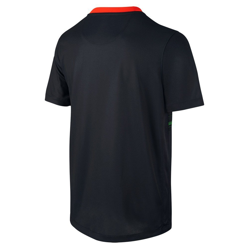 c3106d849 Amazon.com   Nike Youth 2015 Portugual Away Black Challenge Red Jersey    Sports   Outdoors