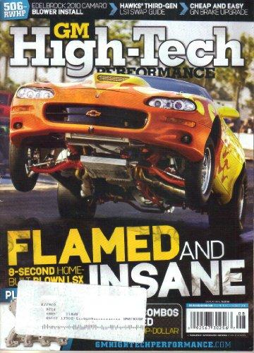 GM High-Tech Performance Magazine, Vol. 16, No. 7 (August, - Firebird Lsx