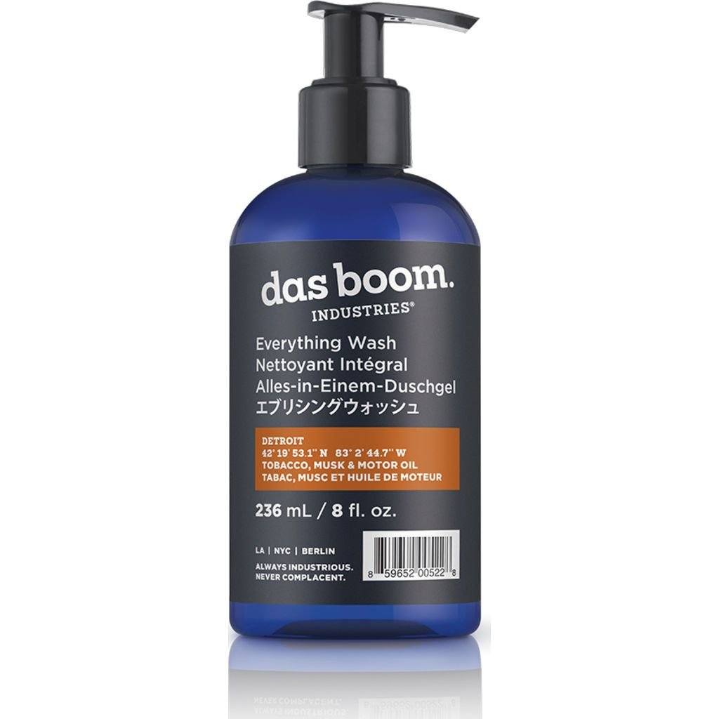 Das Boom Industries Detroit (Tobacco, Musk & Motor Oil) Wash