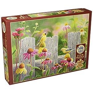 Cobblehill 88017 Xl 275 Pc Rosa E Oro Puzzle Vari