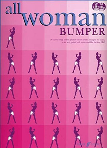 Read Online All Woman Bumper Collection: 30 Classic Songs by the Greatest Female Artists by Beth Millett (2007-04-26) PDF