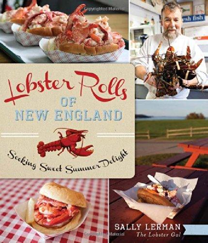 Summer Spice Roll - Lobster Rolls of New England:: Seeking Sweet Summer Delight (American Palate)