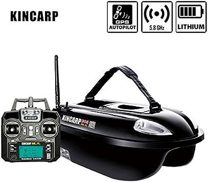 BearCreeks GPS Autopilot Navitec Pro bait boat futterboot with Colour Fishfinder