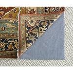 Safavieh PAD130 Durable Hard Surface and Carpet Non-Slip Rug Pad Variation Family: 3178-P