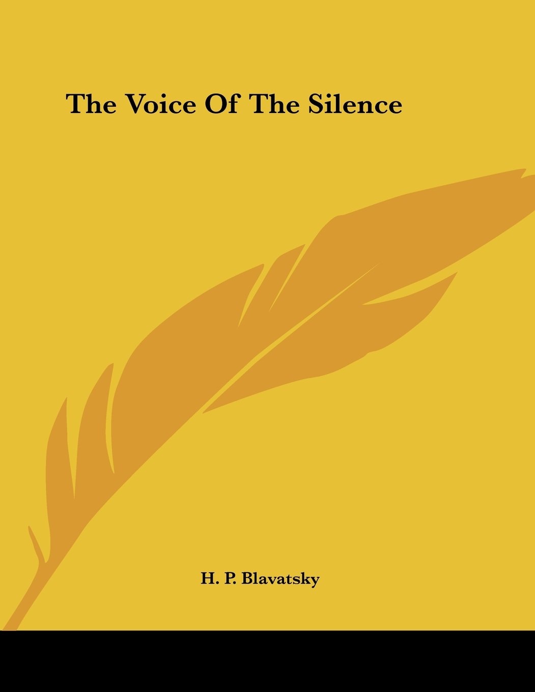 Download The Voice Of The Silence ebook