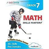 Lumos Skills Mastery tedBook - Grade 7 Math: Standards-based Mathematics practice workbook