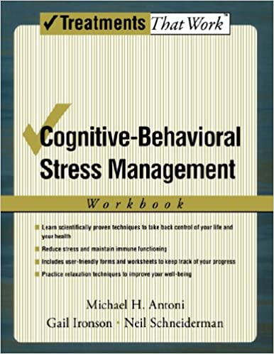 Amazon.com: Cognitive-Behavioral Stress Management (Treatments ...