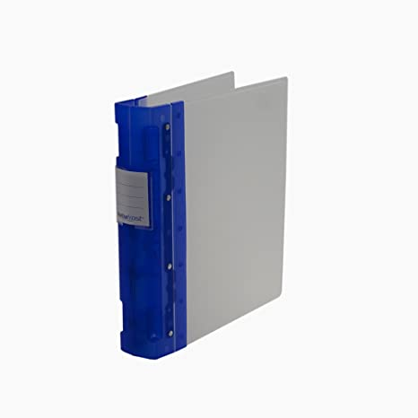 amazon com itoya keba frost 3 ring binder 2 25 inch spine with