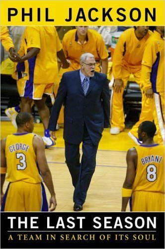 Download The Last Season: A Team In Search Of Its Soul, by Phil Jackson, SIGNED, HBDJ pdf epub