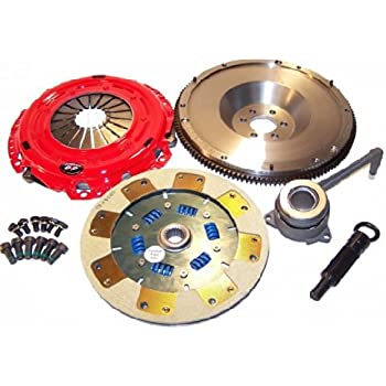 South Bend Clutch K70398F-HD-OFE Stage 2 Endurance Clutch & Flywheel Kit - B6/B7 Audi S4 4.2L V8