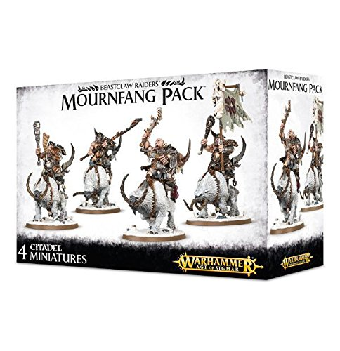 Beastclaw Raiders Mournfang Pack