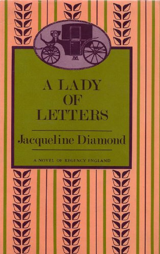 book cover of A Lady of Letters