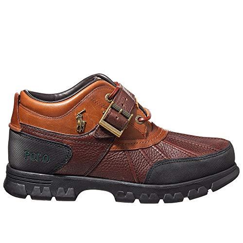 Polo Ralph Lauren Men's Dover Boot (10.5 M US, Brianwood Tan) (Boot Polo Men)