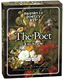 Magnetic Poetry - The Poet Kit - More Essential Words for Your Refrigerator - Write Poems and Letters on The Fridge - Made in The USA