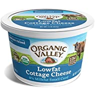 Organic Valley, Organic Low Fat Cottage Cheese - 16 oz
