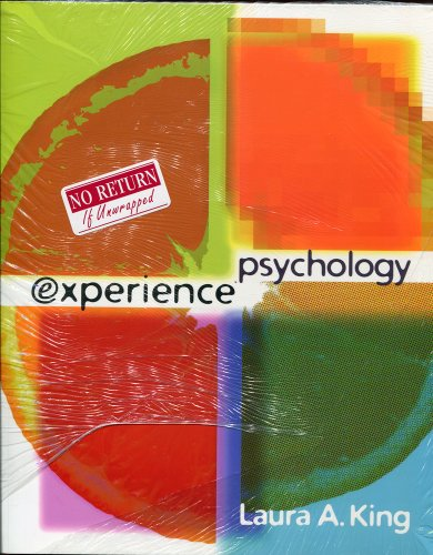 Experience Psychology with Connect Plus Psychology Access Card