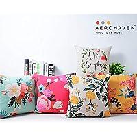 AEROHAVEN™ Set of 5 Cotton Cushion Covers - CC-122