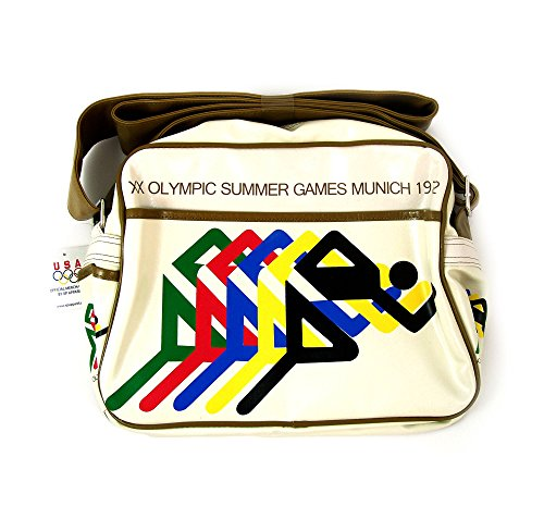 1972 Munich Olympics Flight Bag