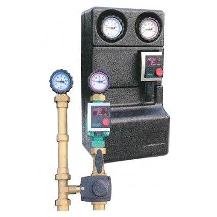 Grupo de bombas de circuito de calefacción VATIOS-HK 2 para Radiador y Calefacción Por